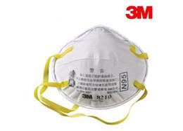 Wholesale 10pcs Bread New M N95 Flu Virus Dust Mask Respirator