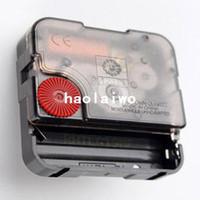 Mechanical Wall Clocks plastic Overlooks wall clock 302s movement mute clock cross stitch diy accessories pointer