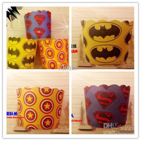 Wholesale Creative cartoon muffin cups cupcake case cake cup Baking high temperature resistant