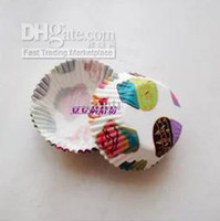 Wholesale 2 cm base Cake Decorating Supplies mini Baking Cups Muffin Cases cupcake liners