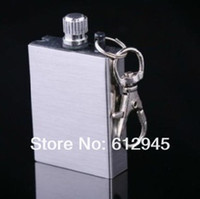 Wholesale 20PCS Flints Metal Match Fire Starter Gas Oil Permanent Outdoor Camping Match Lighter