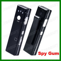 Wholesale Cheapest Chewing Webcam Gum Mini DVR Video Audio Spy Camera Recorder FPS