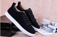 Wholesale 2013 Hot New Fashion Men s casual shoes fashion Flat shoes mens Suede shoes