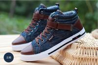 mens shoes - 2013 Brand New Fashion Mens Shoes Mens Causal Shoes Mens Jeans Shoes Fashion Cool Jean Shoes High Qualiy Shoes