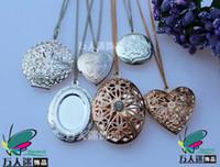 assorted perfume bottle - Photo Locket Necklaces Assorted Designs Essential Necklaces Perfume Bottle Pendant Fragrance Bottle