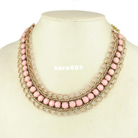 Wholesale Statement Necklace New Vintage Jewelry Necklace for Women