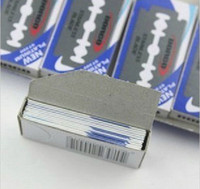 Wholesale Stainless Steel Razor Blades Double Edge Shaving Safety Easy Replace