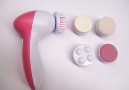 Wholesale Multi function in Electric Beauty Skin Facial Care beauty care massager Roller with Massage Head