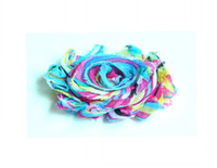 chiffon baby hair thinning - Chiffon Shabby Flowers Baby Floral Thin Headbands Newborn Photography Props Baby Hair Accessories QueenBaby