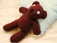 Wholesale Mr Bean Teddy Bear Animal Stuffed Plush Toy quot Brown Figure Doll