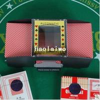 automatic shuffler - MOQ1pc automatic card shuffler drop shipping HP015