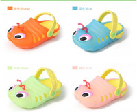 Wholesale Baby Jelly Shoes Childrens Slippers Kids Footwear Cool Slippers Child Beach Shoes Boys Sandals