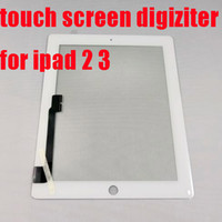 Touch Screen digitizer for iPad 2 3 Black Touch Screen glass...