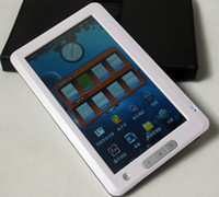 Wholesale Black white color inch GB e book reader with touch screen