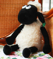 Wholesale Cute NICI sheep creative plush toys plush doll Shaun the Sheep cm