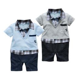 Wholesale 3pcs Baby boy romper boys summer clothes boys wear kids clothes rompers baby clothes