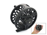 Wholesale 0YL109 ALUMINIUM FISHING FLY REEL TROUT BB