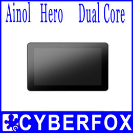 Wholesale Ainol Novo Hero Dual Core Bluetooth inch IPS Tablet PC Android GHz GB Dual Camera