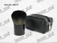 Wholesale Factory Direct Pieces New Makeup Blusher Brush Brush With Leather Bag