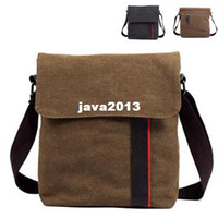 Wholesale Men s Canvas Briefcase Bags Vintage Cross Body Laptop Bussiness Bag