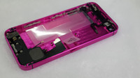 Wholesale For iphone G color Back Battery Cover Housing Assembly with Middle Frame