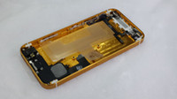 Wholesale For iphone G color Back Battery Cover Housing Assembly with Middle Frame piece