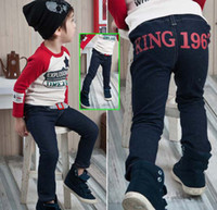 children fashion garment - 2013 Autumn Wear Children Boy Fashion Jeans Children s Jeans Casual Pants Children Garment