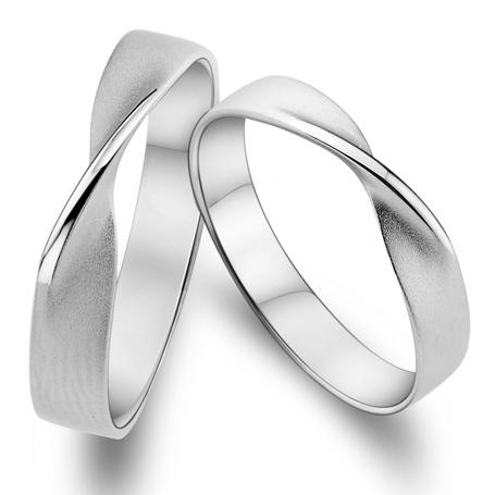 Simple Silver Wedding Rings For Women 2017 Jpf Couple...