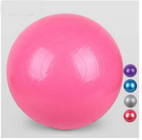 Yoga Balls   Genuine Thickened Explosion-proof Yoga Ball Weight Loss Fitness Slimming Prenatal Yoga Ball Special Delivery Pump