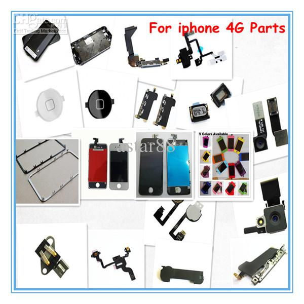 Cellphone Replacement Parts : Cell phone repair parts replacement for iphone g