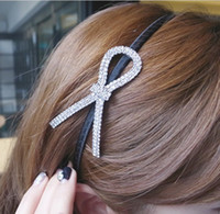 Wholesale and Retail fashion Party gems peace shape hairband hair accessory headband