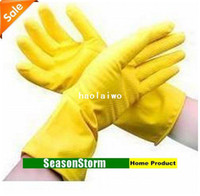 Silicone latex coated work gloves - Min Order mixed order Retail Natural Latex Coated Gloves High Quality Latex Working Gloves SX