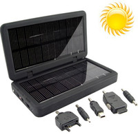 Wholesale Solar Battery Charger for iPods Phones Cameras and USB Devices Energy Saved polycrystalline solar cells sale
