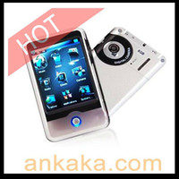 Wholesale LCD Touch Screen Digital Camera FM Radio GB MP3 MP4 Player