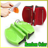 Wholesale Mini Ceramic Carbide Knife Sharpener knife stone knife hone