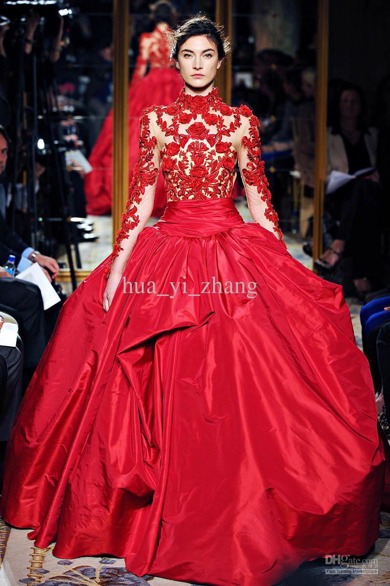 Marchesa Red Dress _Other dresses_dressesss