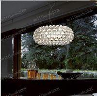 LLFA13 [Многие в наличии] Новое Спальня Кухня Дом 50см Фоскарини Caboche шар подвеска лампа