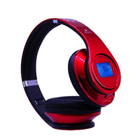 Low Price Novelty Travel Portable On-Ear Foldable Headphones Hello My Name Is La-Le - Lexie Hello My Name Is
