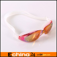 Leisure Goggles Adult One size stunning fashion electric coating antifogging waterproof and UV