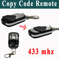 Wholesale Freeshipping channel universal remote control duplicator Copy Code Remote mhz learning garage door opener