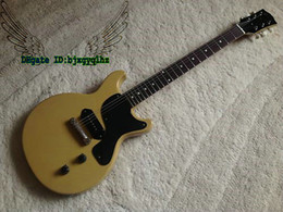 Wholesale Newest Cream Junior Electric Guitar Guitars From China