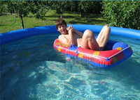 Wholesale INTEX Pools Inflatable Swimming Pool Giant Round Retail package inches inches free Air Pump Hayi Supply