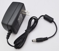 Wholesale 50PCS AC V V Converter Adapter DC V A V A V A V A V A Power Supply Charger US plug Free Express shipping