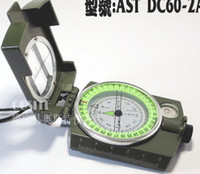 Wholesale Military Lensatic Marching Compass Survival Camping