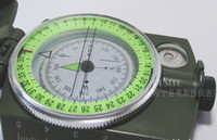 Wholesale U S military marching Lensatic compass survival camping