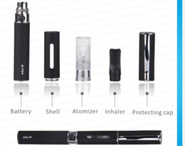 Wholesale Hot selling EGO W cigarette starter kit fashion health electronic cigarette suit e cig e cigarette mAh