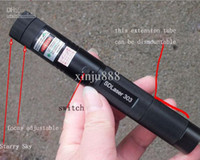 Wholesale best High power mw w m Green Laser Pointers Burn Key Battery Changer Box