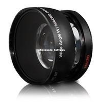 Wholesale 52 mm x Fisheye Lens for Nikon D40x D90 D80 D100 D700 D3000 D3200 D7000