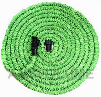 Wholesale Expandable amp Flexible WATER FT FT FT HOSE GARDEN hose pipe flexible water Blue and Green Colors MOQ