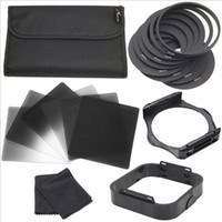 filter - Complete ND Filter Kit for Cokin P Includes Square Filter Holder Adapter LF143